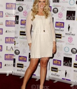 Feeling summery in a Max C number at the National Reality Awards