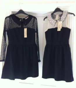 Gorgeous A/W Darling dresses