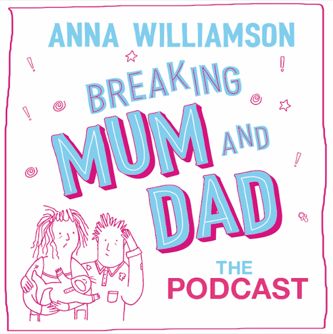 Breaking mum and dad the podcast